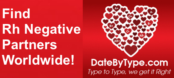 o negative blood dating